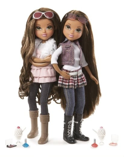Moxie Girlz Twins 2-Pack (Sarai and Jaylen)