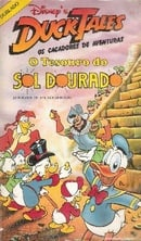 """""""DuckTales"""" The Treasure of the Golden Suns"""