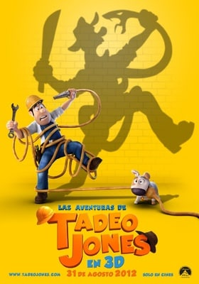 Tad, the Lost Explorer (Tadeo Jones the Lost Explorer)