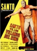Santo the Silver Mask vs. The Ring Villains