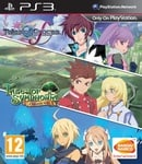 Tales of Graces F/Tales of Symphonia (PS3)