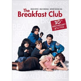 The Breakfast Club: 30th Anniversary Edition DVD