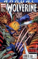 Wolverine (2010 3rd Series) Annual 	#1