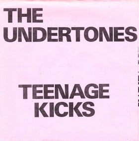 Teenage Kicks [Vinyl]