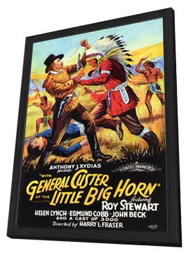 Custer of Big Horn (With General Custer at the Little Big Horn)