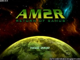 Project AM2R: Another Metroid 2 Remake