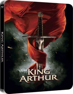 King Arthur 2016 Steelbook - UK Extended Unrated Director's Cut Exclusive Limited Edition Steelbook