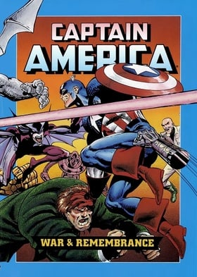 Captain America: War & Remembrance TPB (New Printing): War and Remembrance (Graphic Novel Pb)