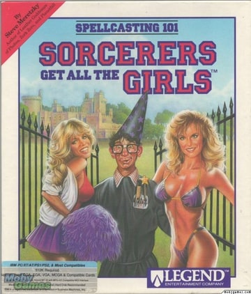 Spellcasting 101 Sorcerers Get All The Girls