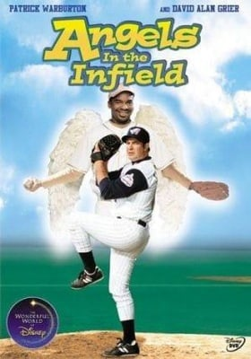 """""""The Wonderful World of Disney"""" Angels in the Infield"""