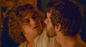 Renly & Loras - Game of Thrones