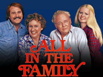 All in the Family                                  (1971-1979)