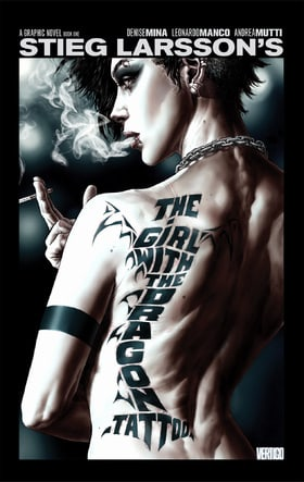 The Girl With The Dragon Tattoo Graphic Novel: Book 1