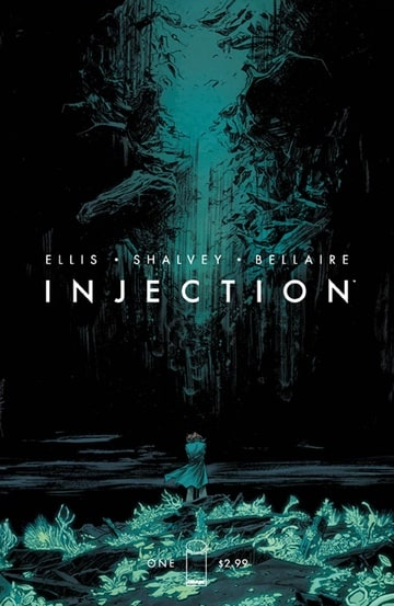 Injection (2015) - #1-15