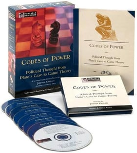 Codes of Power: Political Thought from Plato's Cave to Game Theory (Portable Professor)