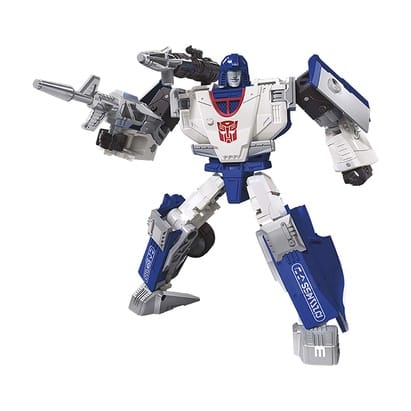 Mirage - Generations War for Cybertron  - Siege Chapter  , 5.5-inch