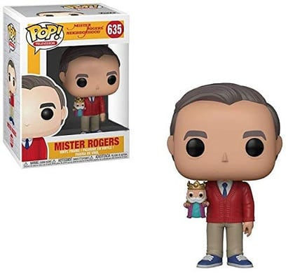 Funko Pop Television: Mister Rogers with Puppet Exclusive
