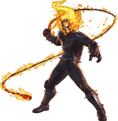 Ghost Rider (Ultimate Alliance)