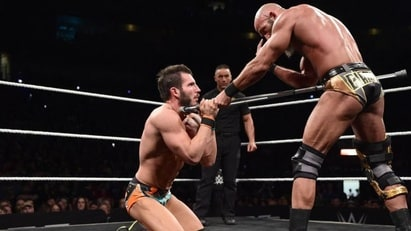 Johnny Gargano vs. Tommaso Ciampa
