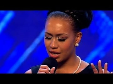 Rebecca Fergunson - A Change Is Gonna Come - X Factor UK 2010