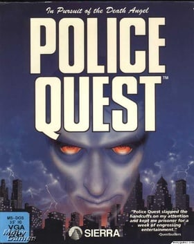 Police Quest: In Pursuit of the Death Angel [VGA]