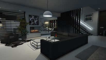 Eclipse Towers - Penthouse 3