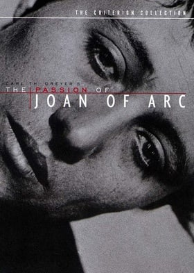 The Passion of Joan of Arc - Criterion Collection