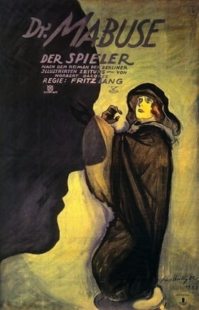 Dr. Mabuse: The Gambler (1922)