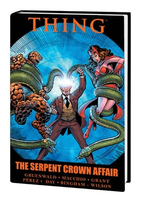 Thing: The Serpent Crown Affair (Marvel Premiere Editions)