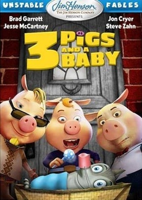Unstable Fables: 3 Pigs  a Baby
