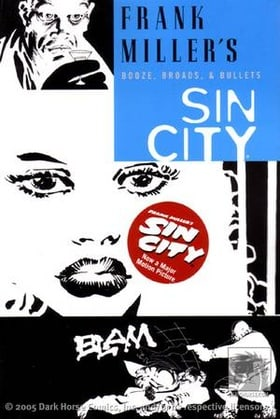 Sin City, Vol. 6: Booze, Broads, & Bullets