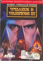 Wizards and Warriors III