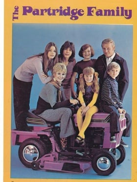 The Partridge Family                                  (1970-1974)