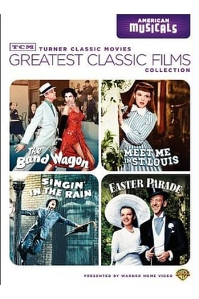 TCM Greatest Classic Films Collection: American Musicals (The Band Wagon / Meet Me in St. Louis / Si