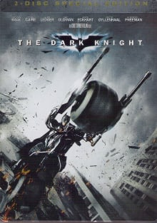 The Dark Knight (2-Disc Special Edition Steelbook)