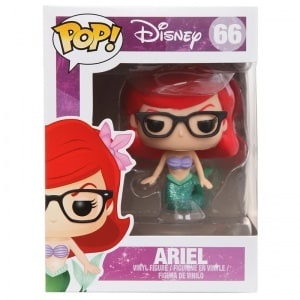 The Little Mermaid Pop! Vinyl: Hipster Ariel(Hot Topic Exclusive)