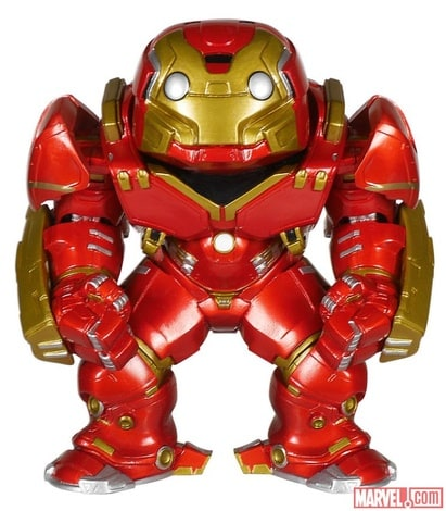Avengers Age of Ultron Pop!: Hulkbuster (Marvel Collector Corps Exclusive)