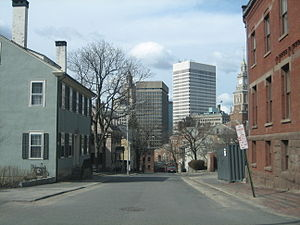 College Hill, Providence, Rhode Island