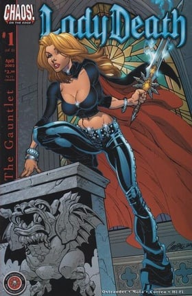 Lady Death: The Gauntlet