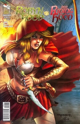 Grimm Fairy Tales Presents: Robyn Hood vs Red Riding Hood