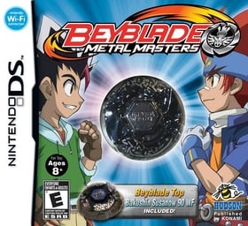 Beyblade: Metal Masters (Collector's Edition)